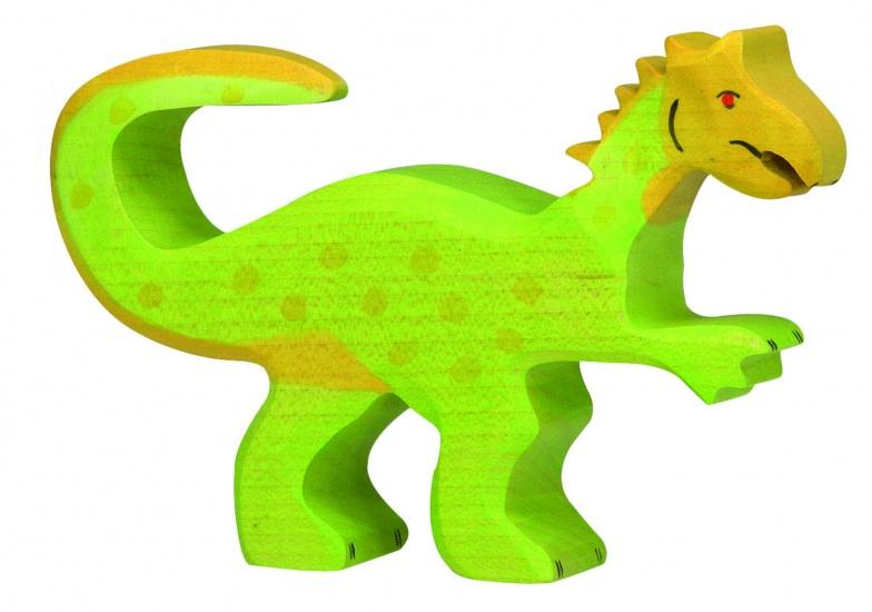 Holztiger Houten Dinosaurus: Oviraptor