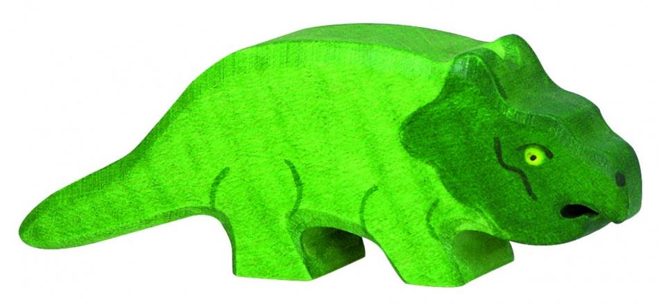 Holztiger Houten Dinosaurus: Protoceratops
