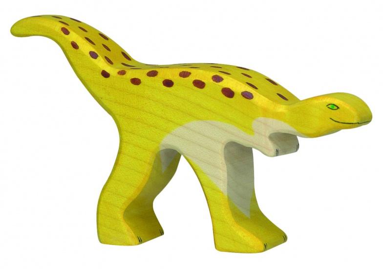 Holztiger Houten Dinosaurus: Staurikosaurus