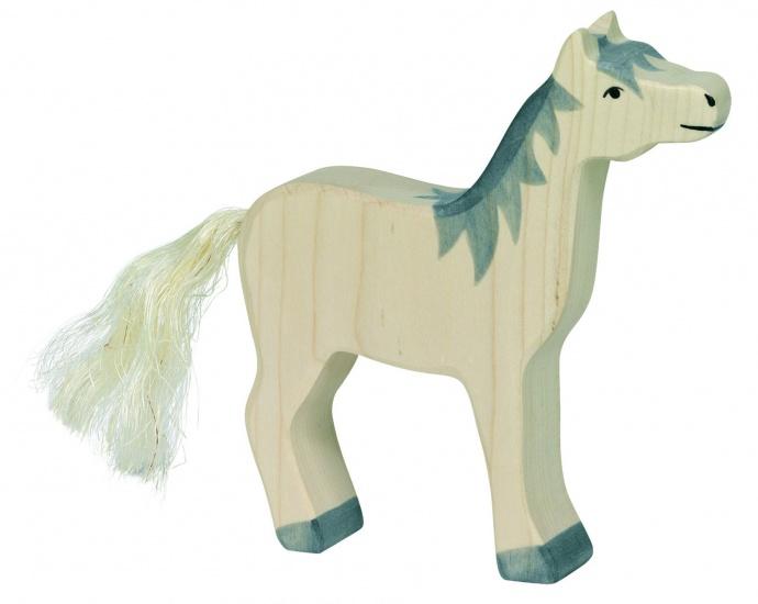 Holztiger Houten Paard Licht
