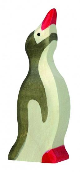 Holztiger Houten Pinguin Klein