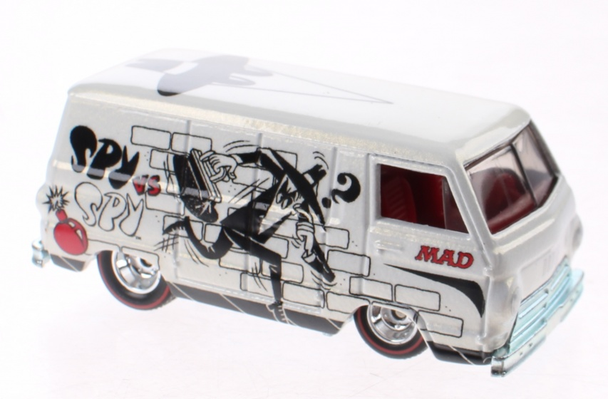Hot Wheels Dodge A100 '66 diecast 6,5 cm wit