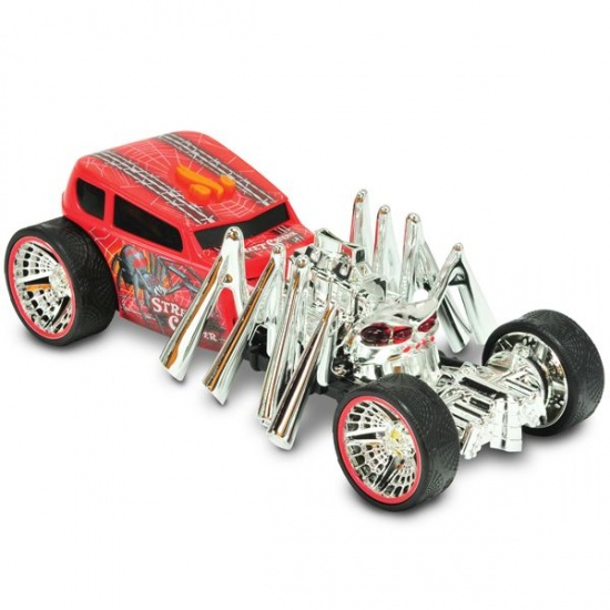 Hot Wheels Extreme Street Creeper rood