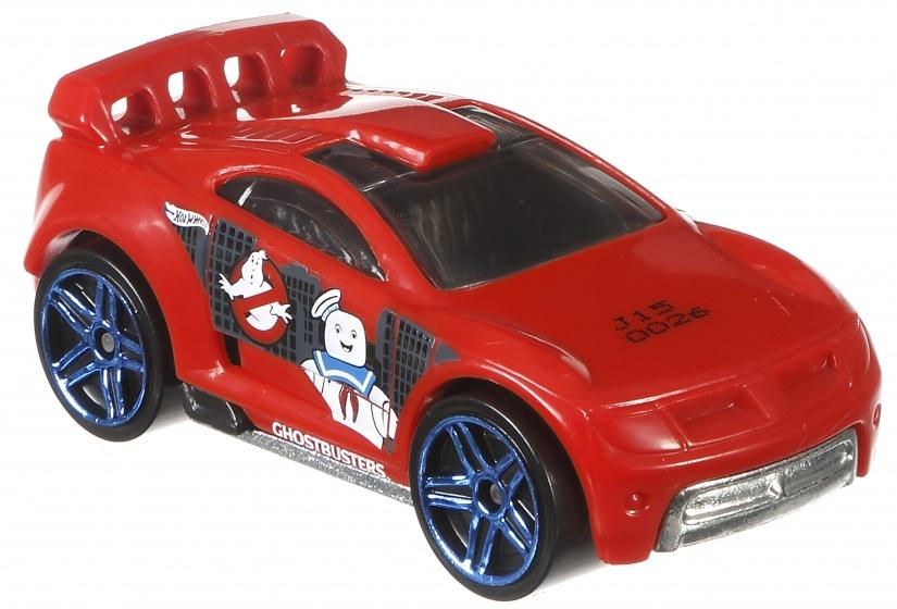 Hot Wheels Ghostbusters voertuigen: Drift Tech 6 cm