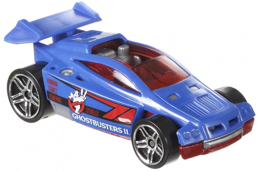 Hot Wheels Ghostbusters voertuigen: Spectyte 6 cm