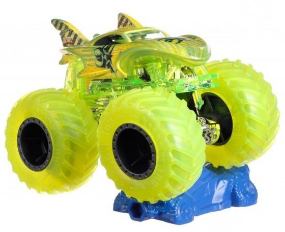 Monster truck hot wheels