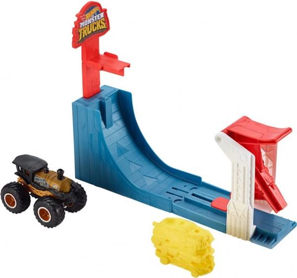 Hot Wheels Racebaan truck 31 cm