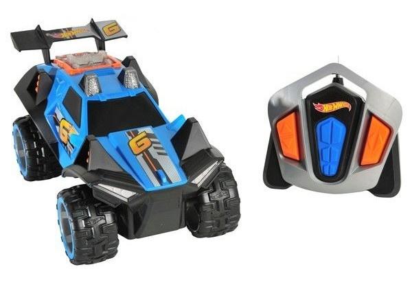 Hot Wheels RC Quicksand blauw
