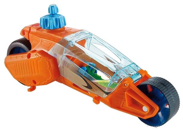 Hot Wheels Speed Winders Twisted Cycle motor 23 cm