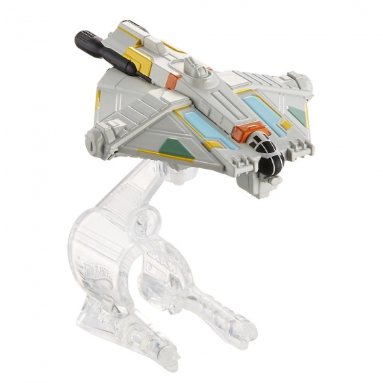 Hot Wheels Star Wars Ghost ruimteschip 8 cm