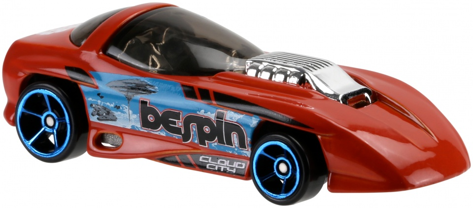 Hot Wheels Star Wars voertuigen: Bespin 8 cm