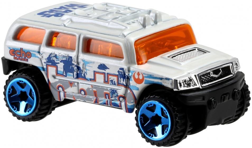 Hot Wheels Star Wars voertuigen: Hoth 8 cm