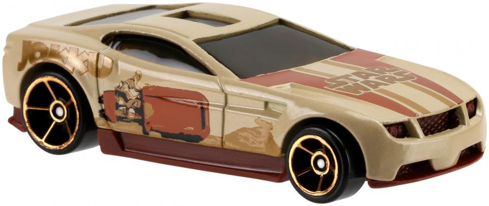 Hot Wheels Star Wars voertuigen: Jakku 8 cm