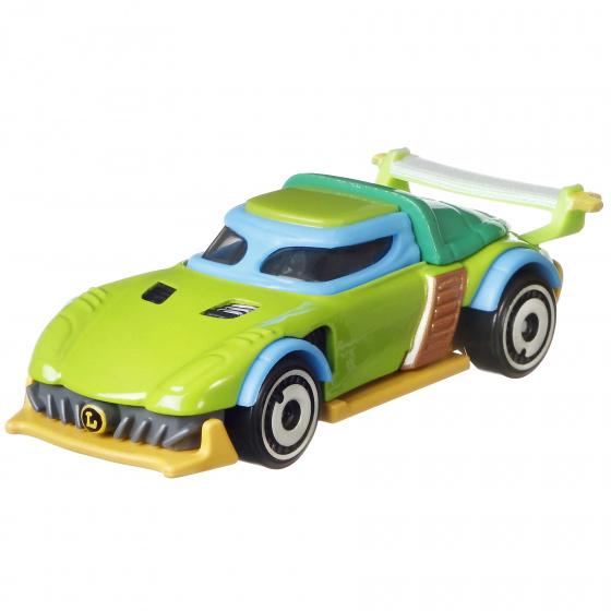 Hot Wheels Teenage Mutant Ninja Turtles auto Leonardo