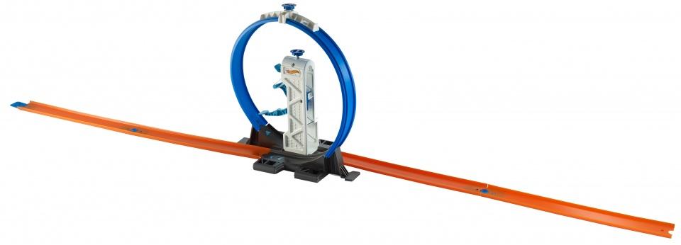 Hot Wheels Track Builder looping lanceerbaan