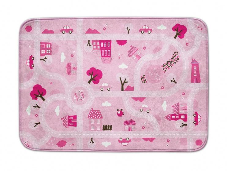 House of Kids Speelkleed ultrazacht 130 x 180 cm roze