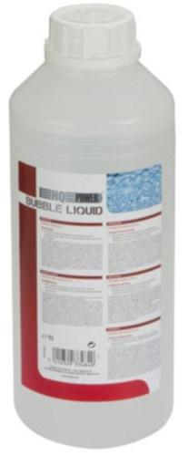 HQ Power zeepbellenvloeistof 1 liter wit