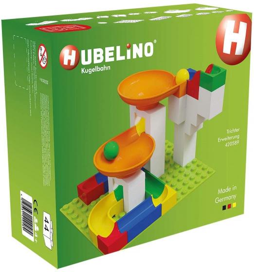 Hubelino bouwset Trechter 2.0 junior 24,5 x 9,5 cm 44 delig