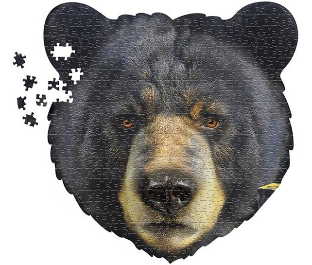 Madd Capp puzzel grizzly beer 550 stukjes