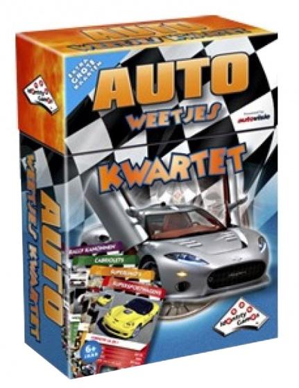 Raceauto's kwartet