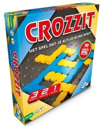 Identity Games Crozz it gezelschapsspel