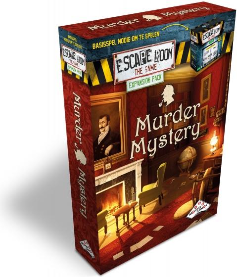 Identity Games Escape Room: Murder Mystery uitbreidingsset
