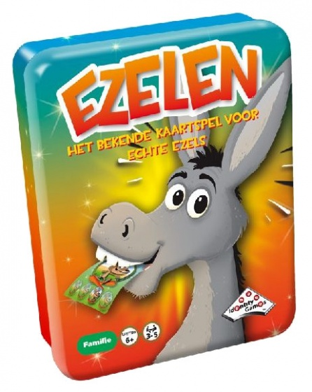 Identity Games Ezelen kaartspel