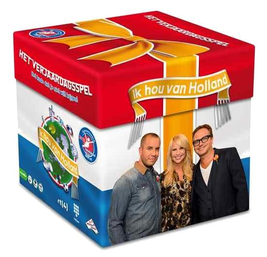 Identity Games Ik Hou van Holland verjaardagsspel voor €14,99