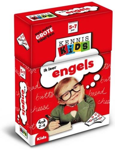 Identity Games Kaartspel Kennis Kids: Ik Leer Engels