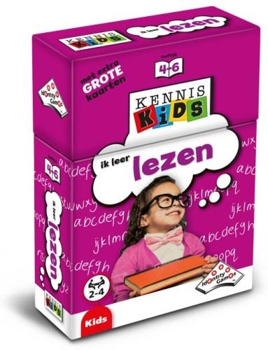 Identity Games Kaartspel Kennis Kids: Ik Leer Lezen