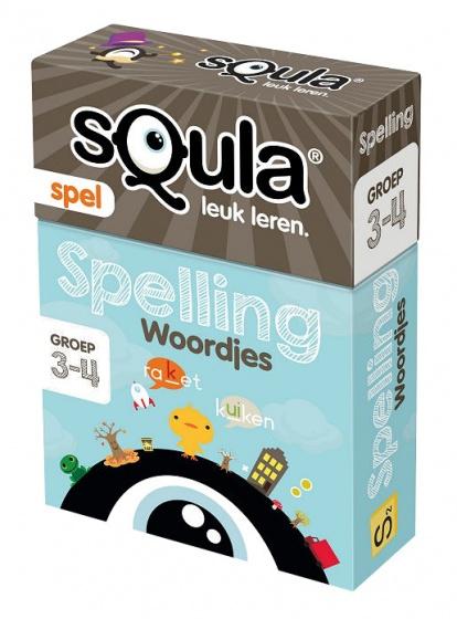 Squla Spelling Kaartspel