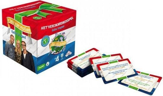 Identity Games Ik Hou Van Holland Verjaardagspel Uitbreiding