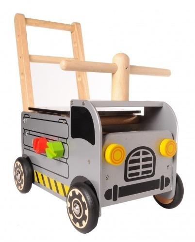 I'm Toy Loopduwwagen Werktruck