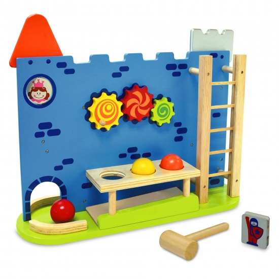 I'm Toy rollerbaan kasteel junior 14,5 x 48 x 38,5 cm