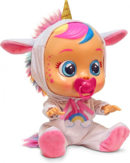 Baby WOW Cry Babies Fantasy Dreamy Unicorn