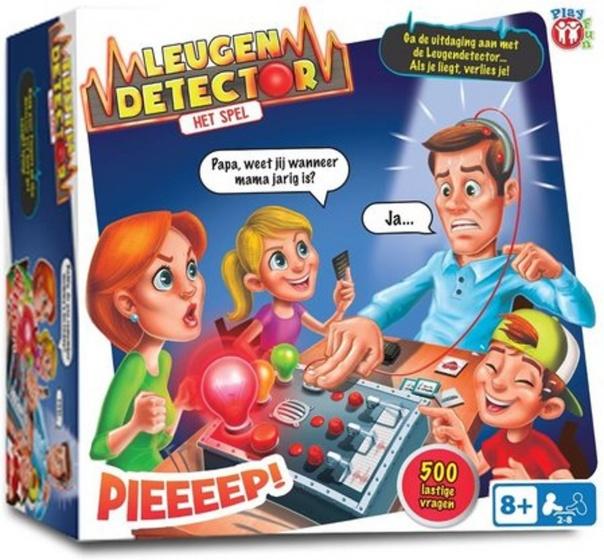 Play Fun gezelschapsspel Leugendetector kopen