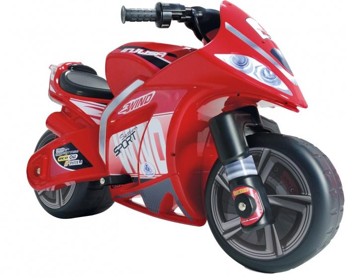 Injusa Motorbike Wind Elektrische Racemotor