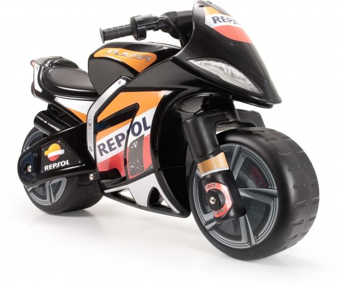 Injusa Wind Repsol Accu Motorbike 6V 3+