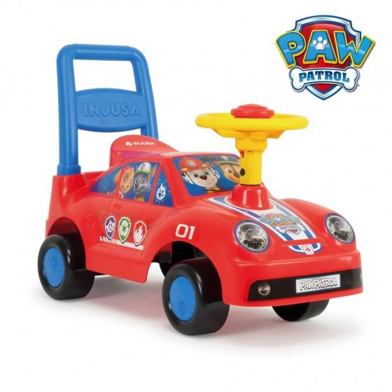 5c2321dc4d3 Injusa loopauto Paw Patrol 60 cm rood/blauw