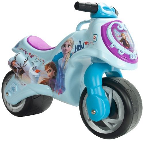 Injusa loopmotor Neox Frozen II meisjes 69 cm blauw