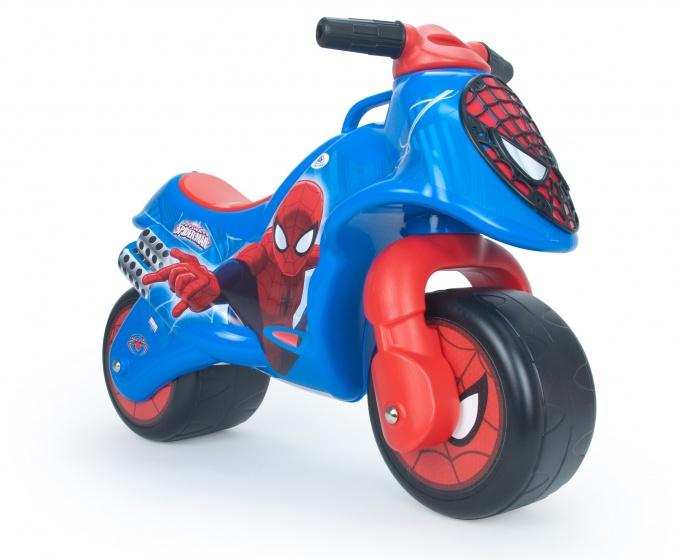 Injusa loopmotor Neox Spider Man 69 cm blauw/rood