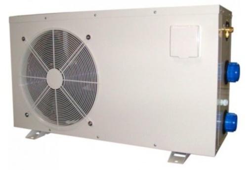 Interline warmtepomp 8,5 kW
