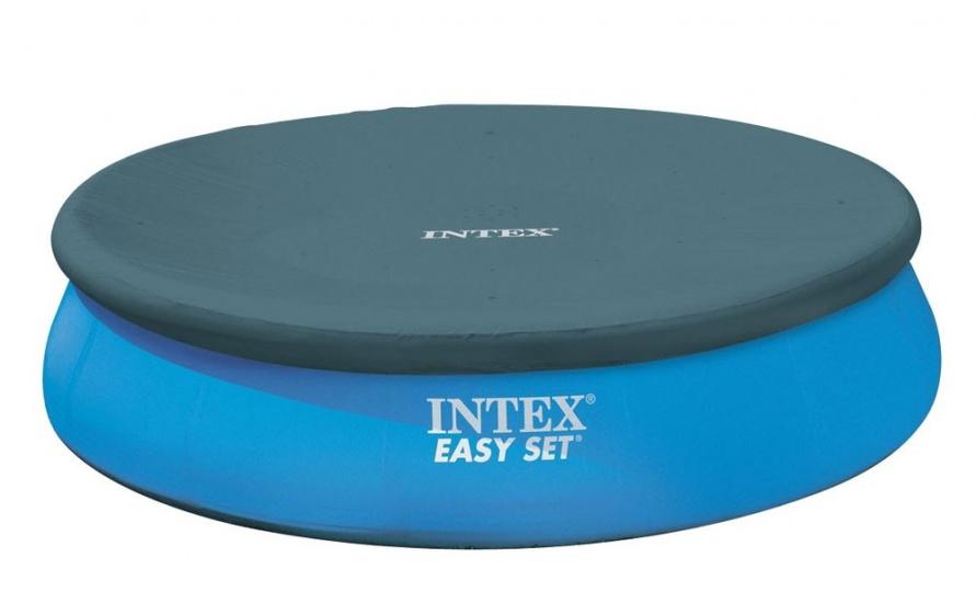 Intex Afdekzeil Easy Set Pool Cover 396 cm