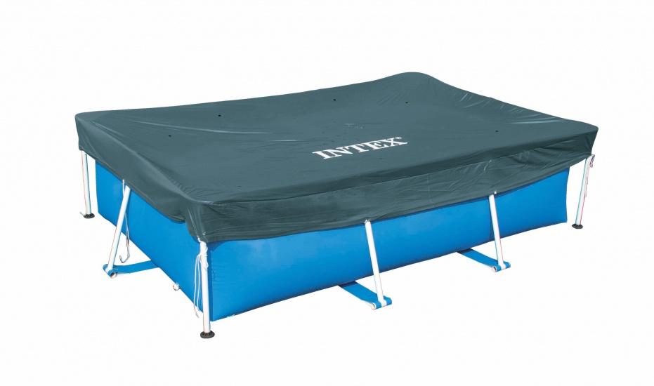 Intex Afdekzeil Rectangular Pool Cover 450 x 220 cm