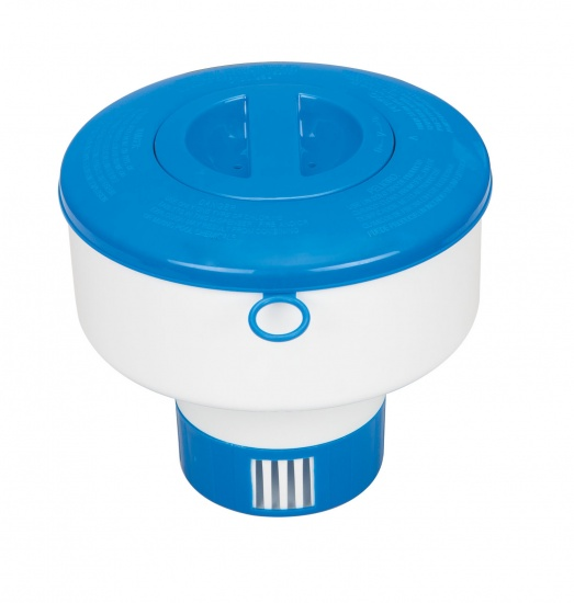 Intex Chloordrijver Floating Chemical Dispenser 17 x 17 x 9 cm