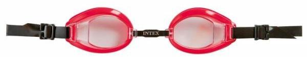 Intex Zwembril Splash Goggles rood