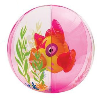 Intex Aquarium Strandbal 61 cm Roze