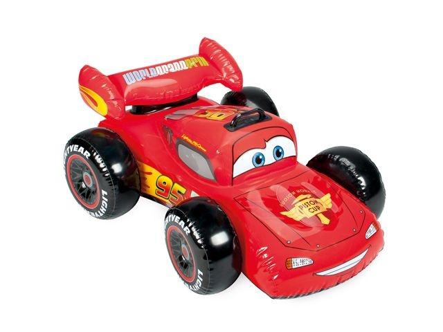 Intex Cars Ride On (opblaasauto) 107 X 71 cm