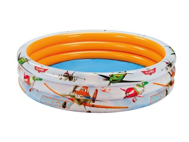 Intex Kinderzwembad Disney Planes 3 Rings 168 x 48 cm