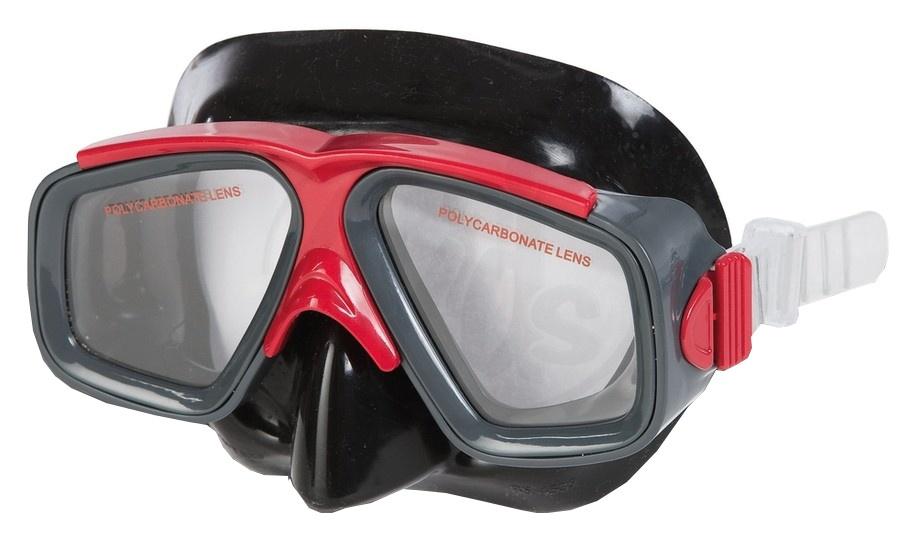 Intex Duikbril Surf Rider junior rood